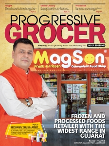 MagSon Cover Page Progressive Grocer_May19